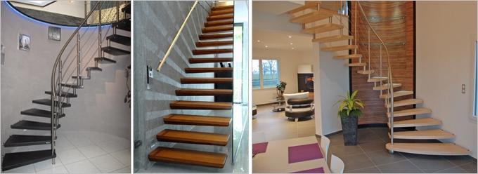 Les escaliers en bois massif Treppenmeister révolutionnent votre intérieur !