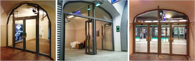Espaces d'attente sécurisés (EAS) : la solution Néo des ateliers Boullet