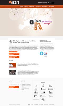 Le projet ic@re est en ligne ! - Batiweb