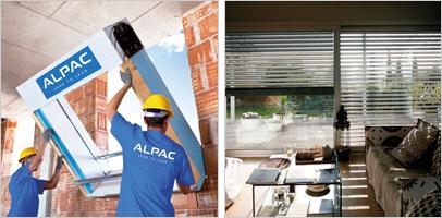 ALPAC PRESYSTEM: le nouveau système d'isolation pour les fenêtres