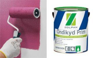 Nouvelles peintures - Gamme ONDIKYD : La qualité simplement ! - Batiweb