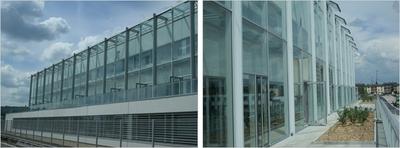 Solution combinée Intelligente  Façade bioclimatique et ombrage Batiweb