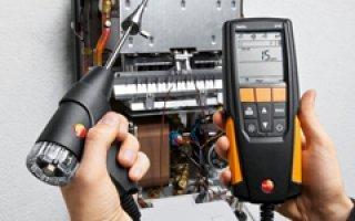 TESTO 310, nouvel analyseur de combustion pour le contrôle et l'entretiendes chaudières - Batiweb
