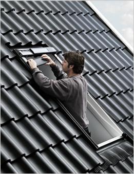 Nouvelle fenêtre VELUX INTEGRA® Solar, la fenêtre de toit qui pense à tout !
