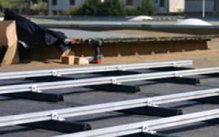 Icosun Fast ou comment mettre en place rapidement une solution photovoltaïque en toiture terrasse