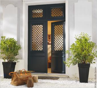 Bel'm : le bois, matériau idéal pour une entrée sur-mesure Batiweb