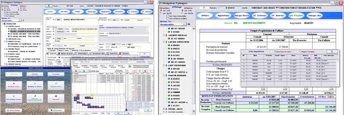 Pythagore : le logiciel de Gestion pour BET, architectes et sociétés d'ingénierie