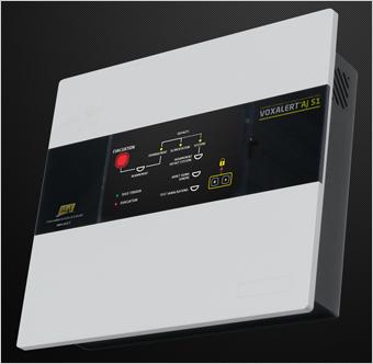 AE&T lance VOXALERT® AJS1  un équipement de contrôle et de signalisation d'alarme vocale inédit - Batiweb