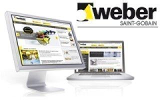 Nouveau site Internet Weber : Un besoin… des solutions à portée de clic !