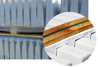 Le groupe PBM, leader européen sur le marché des escaliers préfabriqués monoblocs, vous présente : les appuis de baie « abs »