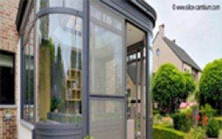 L'architecture mise en relief avec les vitres bombées - Batiweb