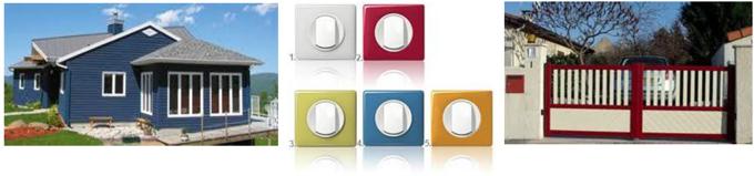 Rénover, recolorer vos menuiseries PVC première génération avec Kolorbond Aquatek