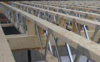 Une nouvelle solution pour plancher haut : la poutrelle ajourée