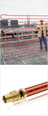 Nouveau système REHAU MODUL+ : le plancher chauffant clé en main pour le résidentiel