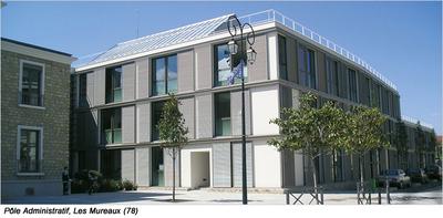 Les rupteurs de ponts thermiques Schöck Rutherma®, solution idéale pour l'isolation des bâtiments tertiaires Batiweb