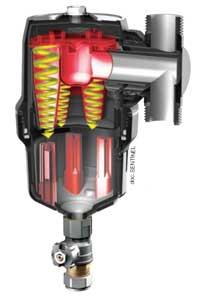 Le filtre Eliminator® : la révolution SENTINEL élimine tous les débris de l'installation de chauffage - Batiweb