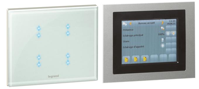 Les commandes KNX sont maintenant disponibles en finition Céliane - Batiweb