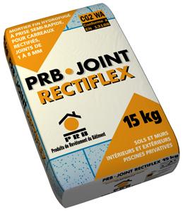 PRB présente son Joint Rectiflex Batiweb