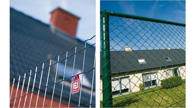 Les clôtures résidentielles Betafence