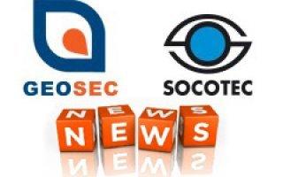 NEWS - Stabilisation des bâtiments par Injections Ciblées de Résine :  Le Cahier des Charges des procédés GEOSEC® validé par SOCOTEC