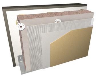 Le système I.T.E. weber.therm XM ultra 22, isolation maximale pour une épaisseur minimale
