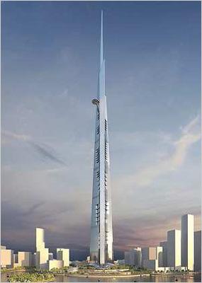 KONE a été choisi pour équiper la Kingdom Tower en Arabie Saoudite, la plus haute tour au monde