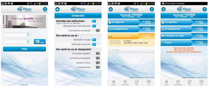 MyPlaco, le service digital selon Placo®