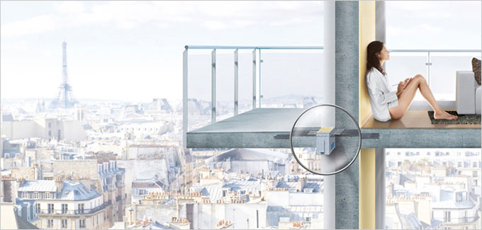 Les rupteurs de ponts thermiques Schöck®, une solution pour l'ITI et l'ITE - Batiweb