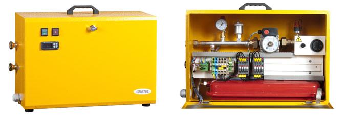Module de mise en chauffe de plancher à eau chaude - Batiweb