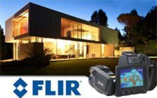Les caméras FLIR permettent d'analyser et de diagnostiquer les systèmes d'isolation thermique par l'extérieur - Batiweb