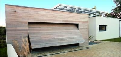 Panorama Novoferm : Les « portes de garage » s'habillent… Batiweb