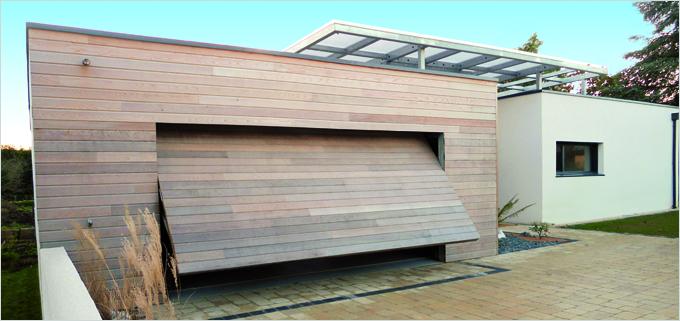 Panorama Novoferm : Les « portes de garage » s'habillent…