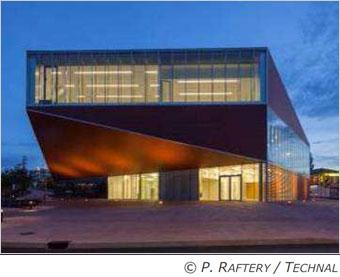 L'expertise TECHNAL au service des bâtiments culturels - Batiweb