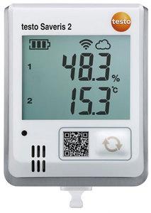Nouveaux enregistreurs de données wifi SAVERIS 2 : TESTO réinvente la surveillance de la température et de l'humidité Batiweb