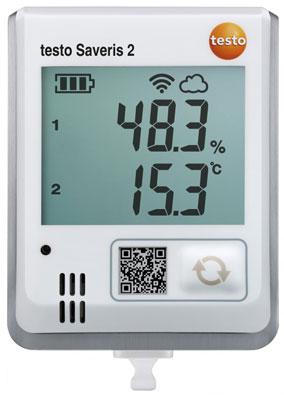 Nouveaux enregistreurs de données wifi SAVERIS 2 : TESTO réinvente la surveillance de la température et de l'humidité
