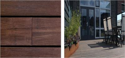 Siplast lance la Lame Bamboo, une solution esthétique pour les terrasses avec platelage… en bambou ! Batiweb