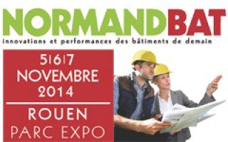 NORMANDBAT,  Le rendez-vous des professionnels du bâtiment et des travaux publics - Batiweb