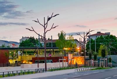 LE TREE LIGHT RECOMPENSE  AU FESTIVAL FIMBACTE ET DES TROPHEES DU CADRE DE VIE 2014 ! Batiweb