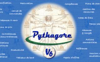 Pythagore : le logiciel de Gestion dédié aux bureaux d'études, architectes et sociétés d'ingénierie