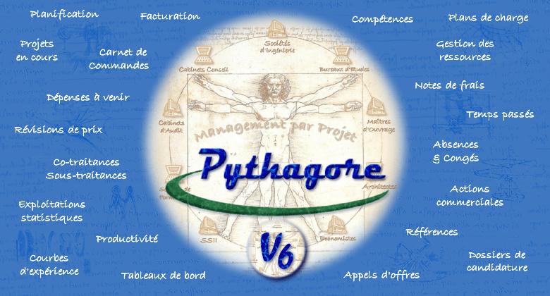 Pythagore : le logiciel de Gestion dédié aux bureaux d'études, architectes et sociétés d'ingénierie - Batiweb