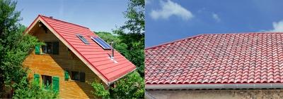 Rénovation de toiture : 5 bonnes raisons d'adopter la tuile métallique Batiweb