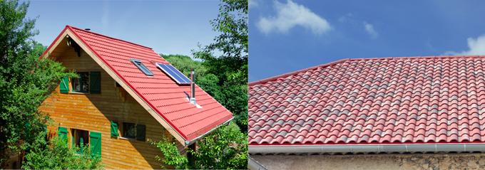 Rénovation de toiture : 5 bonnes raisons d'adopter la tuile métallique