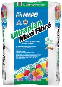 ULTRAPLAN MAXI FIBRÉ Nouveau ragréage fibré forte épaisseur classé P4S Batiweb