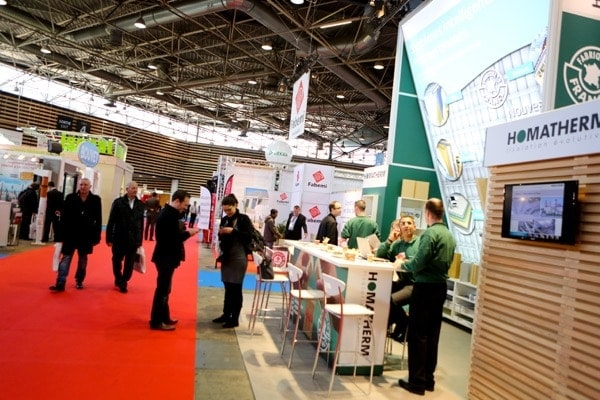 BE POSITIVE 2015 Le rendez-vous bâtiment-bois-énergies 4 > 6 Mars 2015 – Eurexpo Lyon - Batiweb