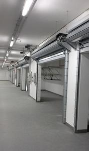 Data Center ORANGE (Val de Reuil - phase II) : BOULLET réalise 52 rideaux pare-flamme Batiweb