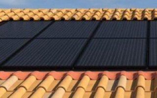 Une nouvelle solution solaire, l'aérovoltaïque