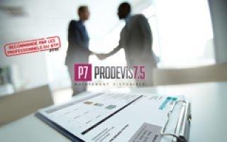 ProDevis version 7.5 révolutionne la relation clients - Batiweb