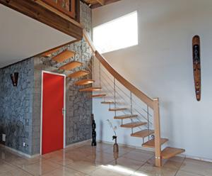 Elégance, légèreté et sophistication : les escaliers Treppenmeister révolutionnent les intérieurs ! - Batiweb