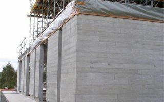 Un béton décoratif pour une villa contemporaine - Batiweb