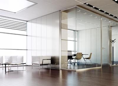 Qovans lance Lios, la cloison à leds intégrées pour l'aménagement de bureaux - Batiweb
